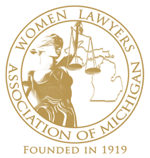 Woman Lawyers Association of Michigan logo