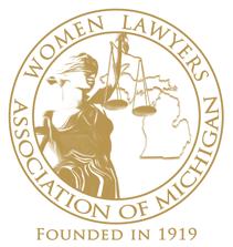 Woman Lawyers Association of Michigan logo